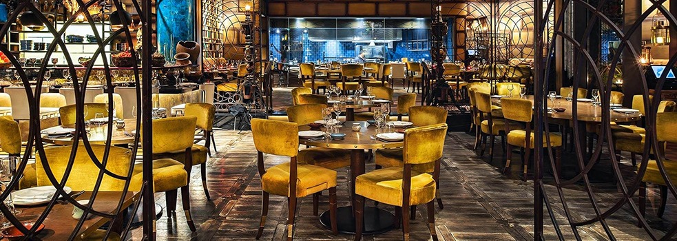 Top 10 restaurants in Dubai