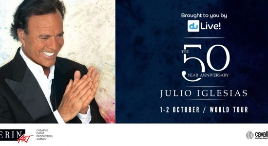 Julio Iglesias – 50th Anniversary Tour - comingsoon.ae