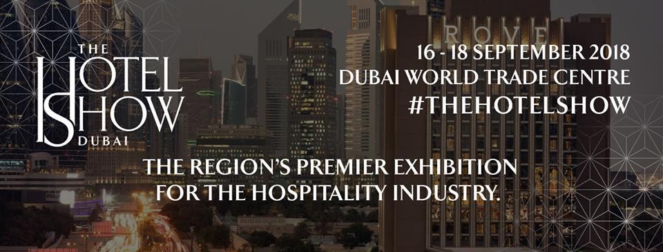 The Hotel Show 2018 in Dubai | Coming Soon in UAE
