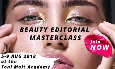 Beauty Editorial Makeup Masterclass - Coming Soon in UAE, comingsoon.ae