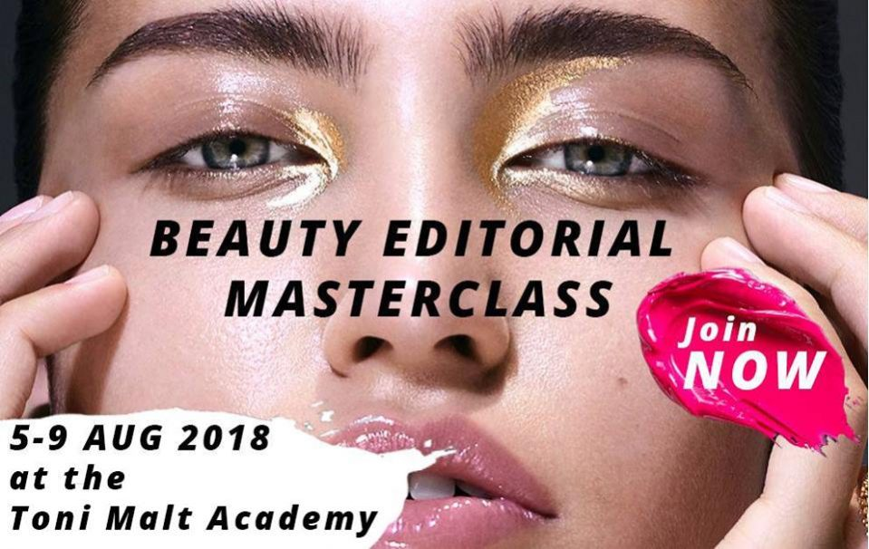 Beauty Editorial Makeup Masterclass - Coming Soon in UAE, comingsoon.ae