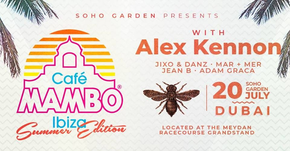 Cafe Mambo returns at Soho Garden - Coming Soon in UAE, comingsoon.ae