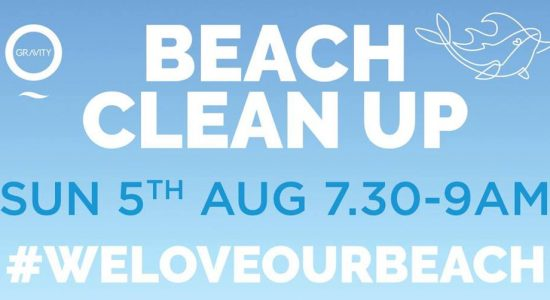 Beach Clean Up with Zero Gravity - comingsoon.ae