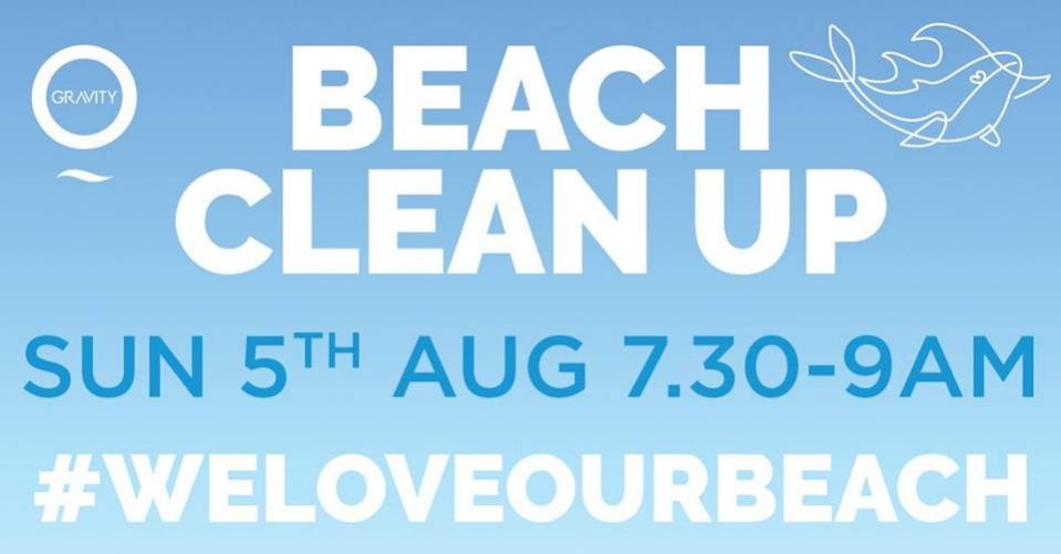 Beach Clean Up with Zero Gravity - Coming Soon in UAE, comingsoon.ae
