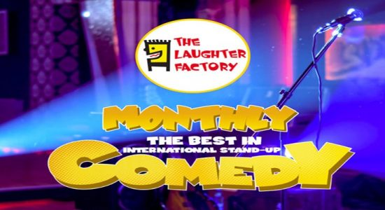 Laughter Factory at Grand Millennium Barsha Heights - comingsoon.ae