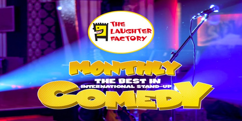 Laughter Factory at Grand Millennium Barsha Heights - Coming Soon in UAE, comingsoon.ae
