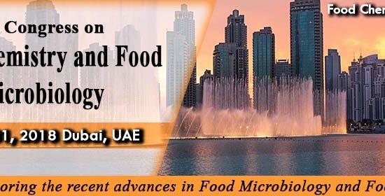 World Congress on Food Chemistry & Food Microbiology - comingsoon.ae
