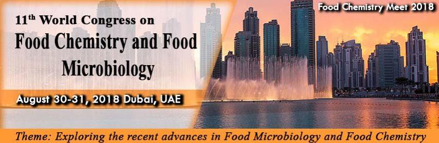 World Congress on Food Chemistry & Food Microbiology - Coming Soon in UAE, comingsoon.ae