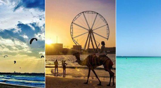 10 Dubai public beaches - comingsoon.ae
