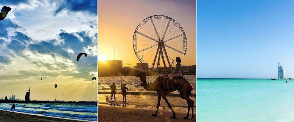 10 Dubai public beaches