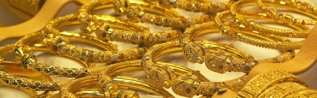 Where to buy gold in Dubai?