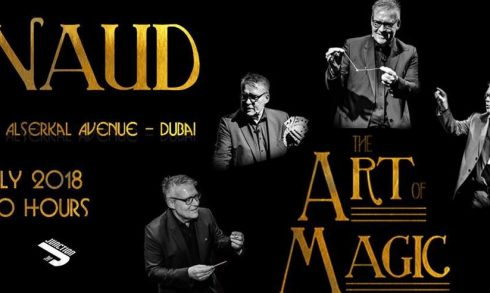 The Art of Magic by Arnaud at the Junction - Coming Soon in UAE, comingsoon.ae