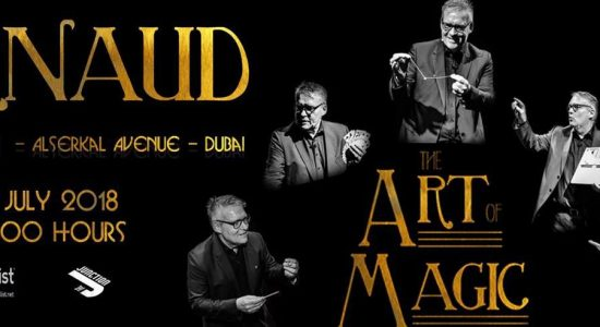The Art of Magic by Arnaud at the Junction - comingsoon.ae