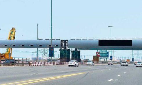 New Jebel Ali Salik Gate to open on October - Coming Soon in UAE, comingsoon.ae