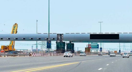 New Jebel Ali Salik Gate to open on October - comingsoon.ae