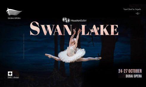 Swan Lake at Dubai Opera - Coming Soon in UAE, comingsoon.ae