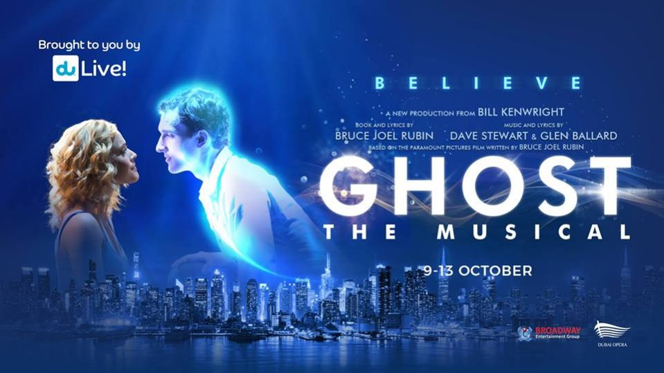 Ghost the Musical at Dubai Opera - Coming Soon in UAE, comingsoon.ae