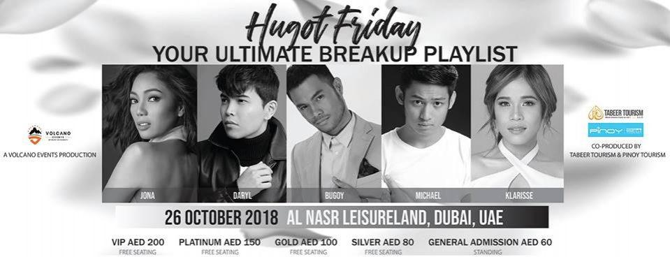 Hugot Friday: Your Ultimate Break Up Playlist - Coming Soon in UAE, comingsoon.ae
