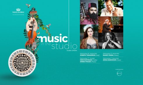 Music in the Studio: Joseph Tawadros - Coming Soon in UAE, comingsoon.ae
