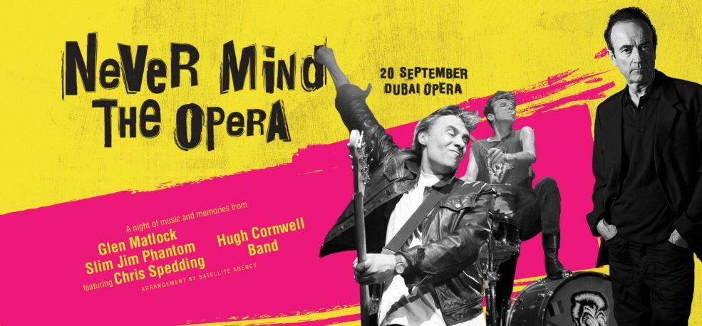 Never Mind The Opera at Dubai Opera - Coming Soon in UAE, comingsoon.ae