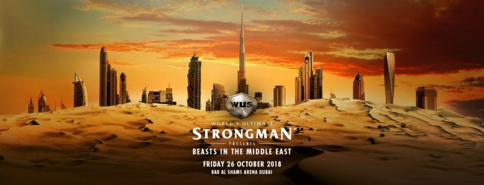 World's Ultimate Strongman: Beasts in the Middle East - Coming Soon in UAE, comingsoon.ae