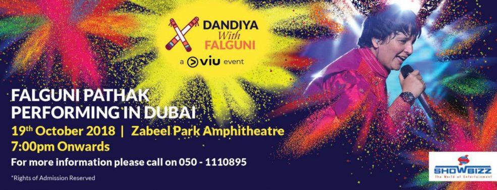 Falguni Pathak Live in Dubai - Coming Soon in UAE, comingsoon.ae