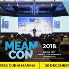 MEAMCON 2018 at Address Dubai Marina in Dubai