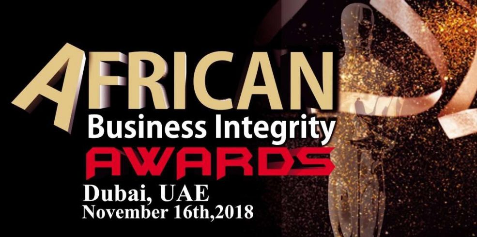 African Business Integrity Awards - Coming Soon in UAE, comingsoon.ae