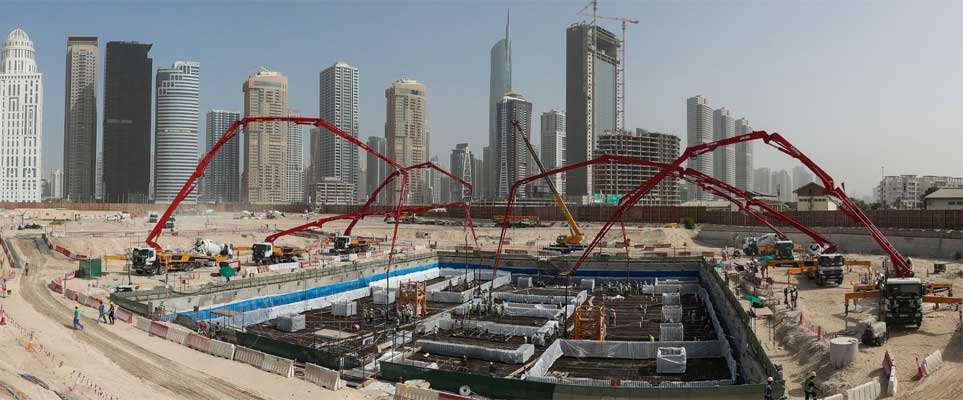 Super tall tower to be raised in Dubai