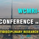 World Conference on Multidisciplinary Research & Innovation at Flora Park Deluxe Hotel Apartments, Dubai in Dubai
