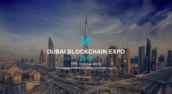 Dubai Blockchain Expo 2018 - comingsoon.ae