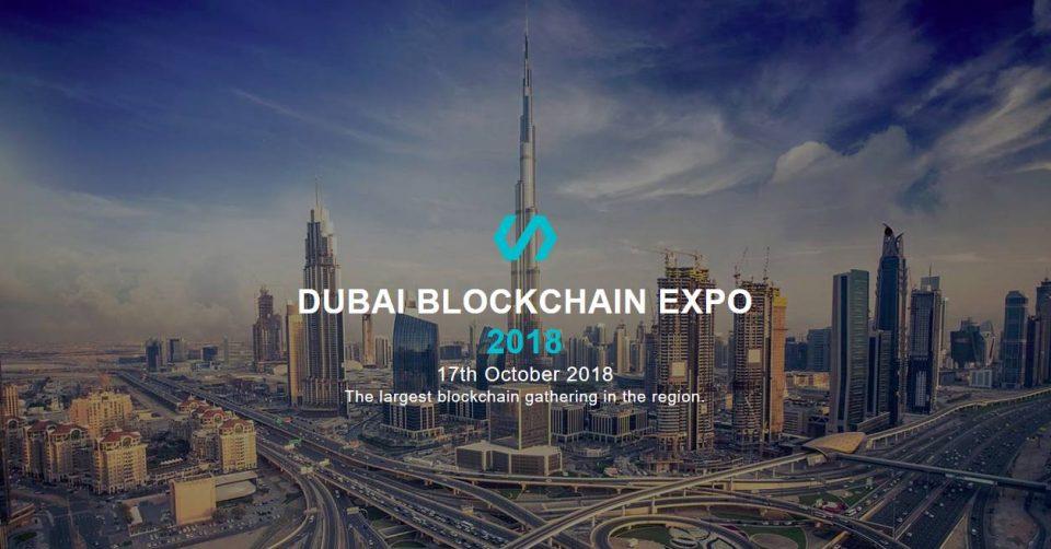 Dubai Blockchain Expo 2018 - Coming Soon in UAE, comingsoon.ae