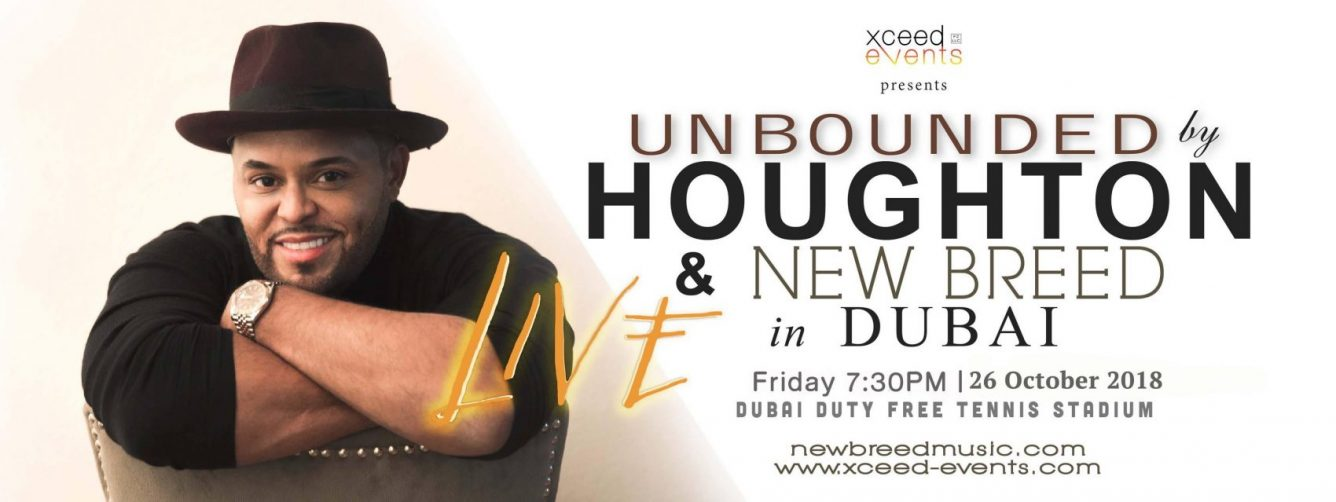 Unbounded – contemporary gospel by Houghton and New Breed - Coming Soon in UAE, comingsoon.ae