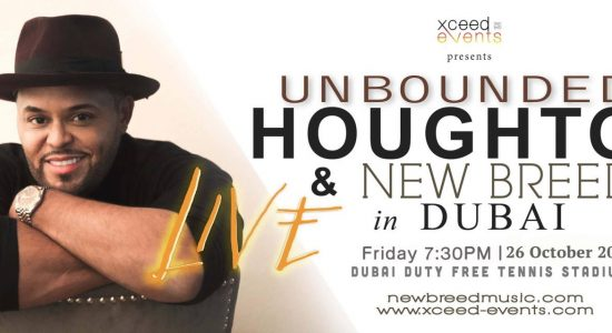 Unbounded – contemporary gospel by Houghton and New Breed - comingsoon.ae