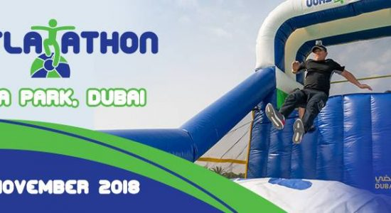 Inflatathon – inflatable obstacle course to run and have fun - comingsoon.ae