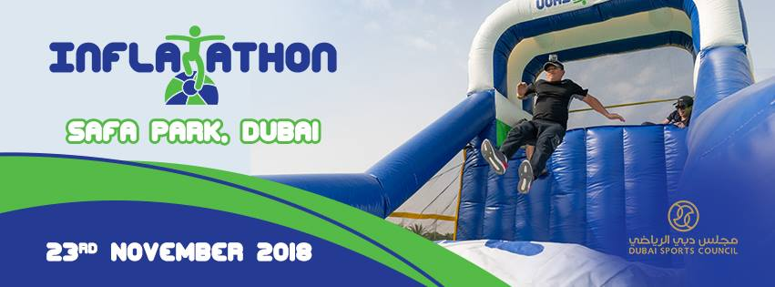 Inflatathon – inflatable obstacle course to run and have fun - Coming Soon in UAE, comingsoon.ae