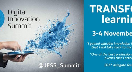 JESS Digital Innovation Summit 2018 - comingsoon.ae