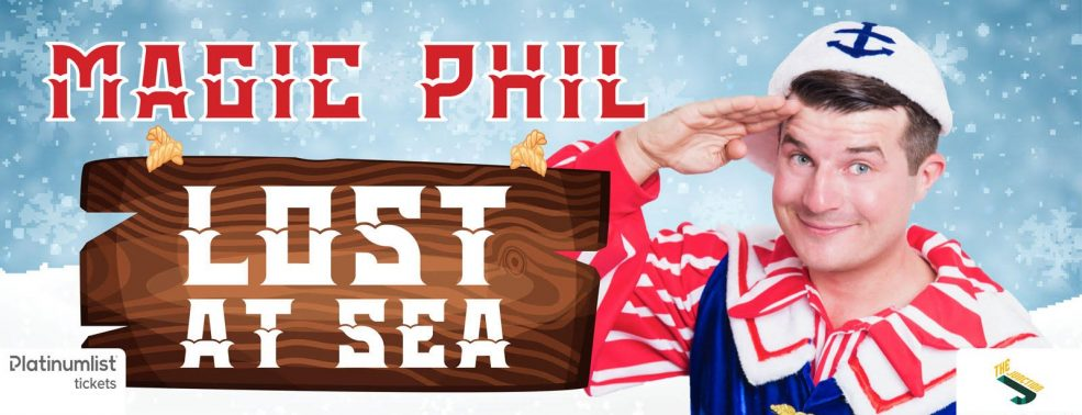 Magic Phil lost at Sea - Coming Soon in UAE, comingsoon.ae