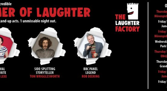 Summer of Laughter from the Laughter Factory - comingsoon.ae
