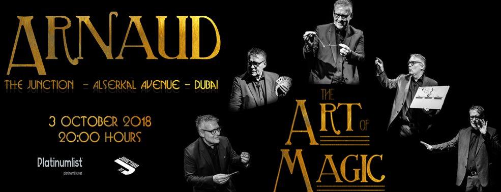 The Art of Magic - Coming Soon in UAE, comingsoon.ae