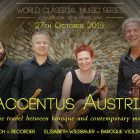 Classical music with Accentus Austria at One & Only The Palm, Dubai in Dubai