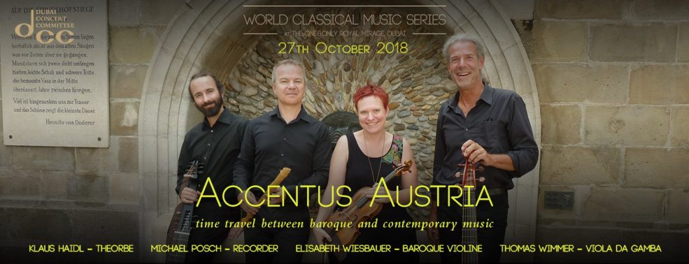 Classical music with Accentus Austria - Coming Soon in UAE, comingsoon.ae