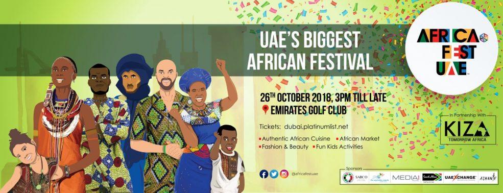 African Festival UAE 2018 - Coming Soon in UAE, comingsoon.ae