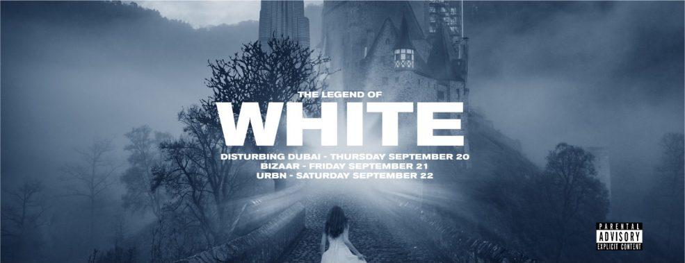 Opening weekend in WHITE - Coming Soon in UAE, comingsoon.ae