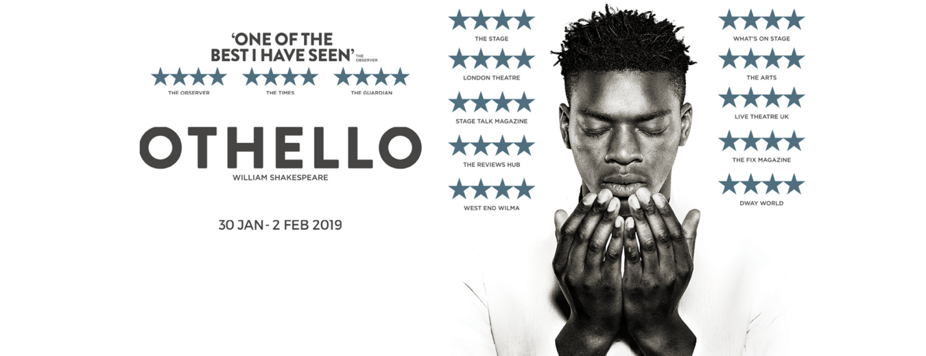 Othello — first play at the Dubai Opera - Coming Soon in UAE