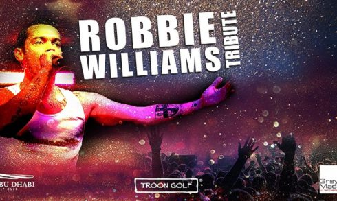 Robbie Williams Tribute - Coming Soon in UAE, comingsoon.ae