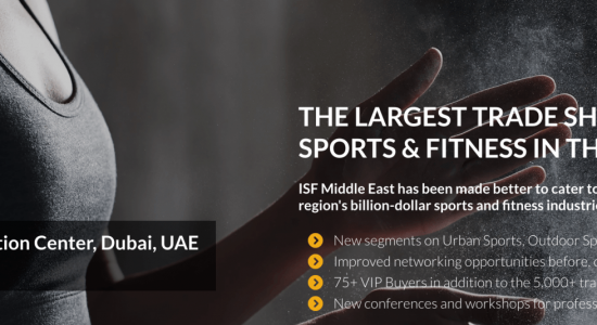 International Sports and Fitness Middle East 2019 - comingsoon.ae