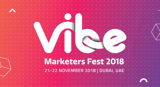 Vibe Marketers Fest - comingsoon.ae