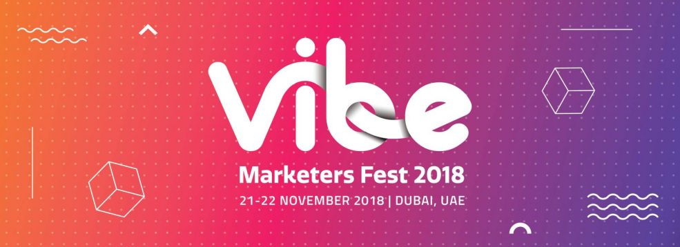 Vibe Marketers Fest - Coming Soon in UAE, comingsoon.ae