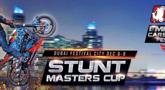 Stunt Masters Cup 2018 - comingsoon.ae